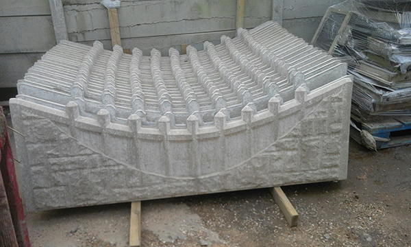Castle Top Gravel Board